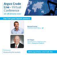 logo Argus Crude Live - Virtual Conference | Online Conference and Networking Event
