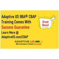 logo CBAP Training - 100% Success or 100% Refund - 400+ CBAPs - Live Online Weekend - USA, Canada, Europe