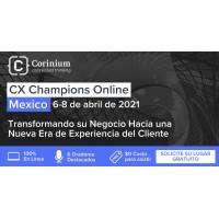 logo CX Champions Online - Mexico