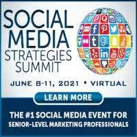 Social Media Strategies Summit | Virtual Conference cover