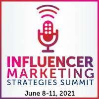 Influencer Marketing Strategies Summit cover