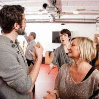 logo Business Networking Course - Impact Factory London
