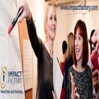 Train the Trainer Course - 29th April 2021 - Impact Factory London cover