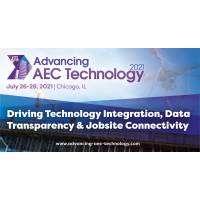 logo 6th Annual Advancing AEC Technology 2021   Chicago, IL, USA