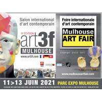 Art3f Mulhouse - salon International d'art contemporain cover
