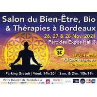 logo Salon Du Bien-être, Bio & Thérapies - Bordeaux
